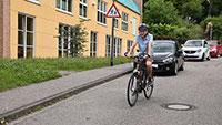 """Baden-Badener Rathaus mit zwei Herzen in Sachen Radfahren - """"Stadtradeln-Star"""" verzichtet auf sein Auto"""