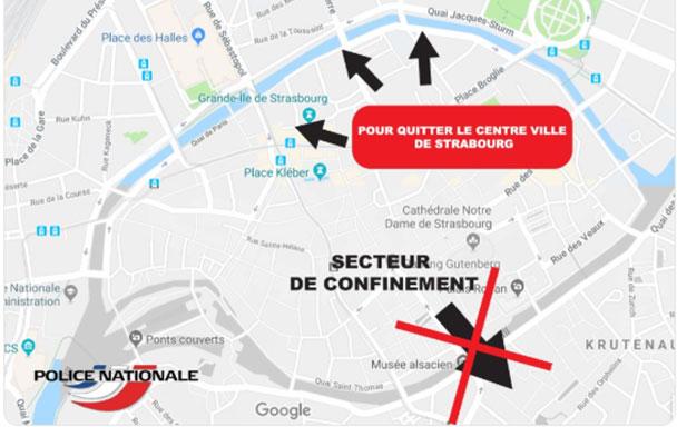 Attentat am Strasbourger Weihnachtsmarkt - Drei Tote und 12 Verletzte - Bürger sollen zu Hause bleiben
