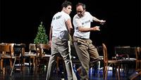 """Kultstück der 68er Generation im Theater Baden-Baden – Noch zweimal """"Der Steppenwolf"""""""
