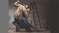 """Tango im Theater Baden-Baden – Orchestra Pasional aus Moskau mit """"Piazzolla und seine Meister"""""""