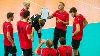 Bühler Bundesliga-Volleyballer starten in neue Saison - Auftakt der Bisons in Lüneburg