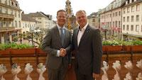 "Stadt Rastatt trauert um Landrat Toni Huber – ""Fassungslos und tief betrübt"""
