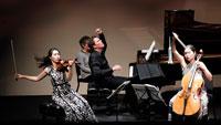 """Sechs Klassische Konzerte im Bürgerhaus Neuer Markt – Quintett """"Spark"""" – Klaviertrio """"con Brio Copenhagen"""" – """"Carmen"""" und mehr"""