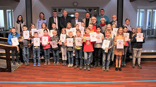 Bühler Oberbürgermeister mit grünem Profil – Umweltdiplom für 33 Kinder