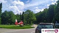 Erneut tödlicher Motorradunfall auf Schwarzwaldhochstraße bei Baden-Baden – Fahrfehler am Helbingfelsen – Weiterer Motorradfahrer schwer verletzt