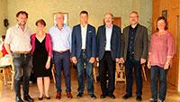 112 Jahre im Dienst der Gemeinde Sinzheim – Drei langjährige Mitarbeiter verabschiedet