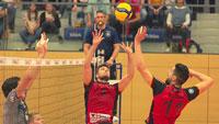 Volleyball-Rekordmeister bei den Bisons am Rande einer Niederlage – 1000 Zuschauer in Bühl