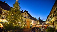 """Auch Gernsbacher Weihnachtsmarkt abgesagt – Bürgermeister Christ: """"Bis zuletzt bestand die Hoffnung"""""""