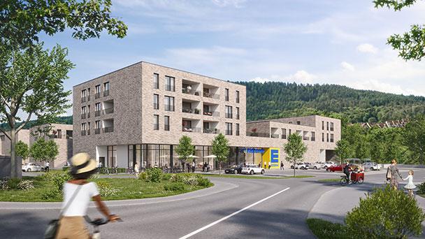 """Nach 15 Jahren Debatte im Gernsbacher Gemeinderat: Satzungsbeschluss """"Wörthgarten"""" geplant – Bürgermeister Christ: """"Brachfläche"""""""