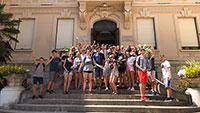 Europäisches Sommercamp mit Musik, Videospiele und amerikanische Serien – Bühler Jugendliche in Villefranche-sur-Saône