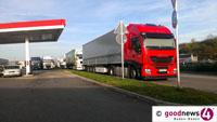 Wilde Verfolgungsfahrt von Baden-Baden bis nach Kehl – 15.000 Euro Schaden nach Tankbetrug