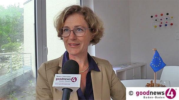 """CDU-Stadtratskandidatin Anemone Bippes fordert modernes, digitales Baden-Baden – """"Bei Angeboten der Wirtschaftsförderung kam Note 3,9 raus"""""""
