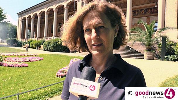 """MIT-Vorsitzende Anemone Bippes attackiert Bürgermeister Kaiser - """"Baden-Baden ist nicht nur hip und sexy, sondern auch arm"""" - Nur leise regt sich das Christliche in der Baden-Badener CDU"""