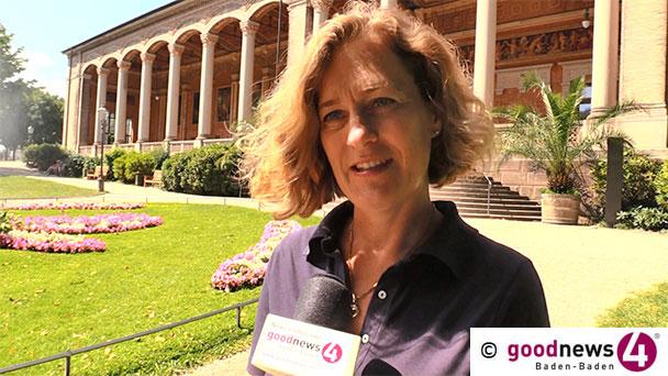 """Baden-Badener MIT-Vorsitzende Anemone Bippes mahnt die Kommunalpolitiker - """"Wir brauchen Wohnungen, sonst sehe ich unseren Wirtschaftsstandortfaktor, aber auch den sozialen Frieden gefährdet"""""""