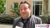 """Minister Bondes neuer Slogan für Baden-Baden - """"Premium-Naturschutz und Premium-Kulturstadt"""" - """"Besucher des Nationalparks werden Schritt nach Baden-Baden machen und Kultur und Bäder genießen"""""""