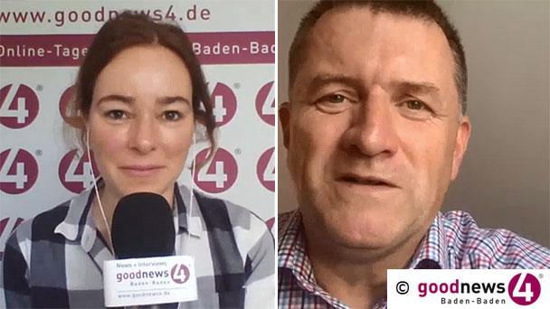 """HEUTE GENAU VOR EINEM JAHR: """"Wir sehen jetzt wie verletzlich Baden-Baden ist"""" – CDU-Fraktionschef Ansgar Gernsbeck zu politischer und wirtschaftlicher Lage der Stadt"""