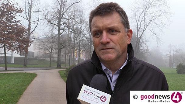 """CDU-Fraktionschef Ansgar Gernsbeck sieht wenig Spielraum für eine Opposition in Baden-Baden – """"Wir müssen erkennen, dass wir nicht ein Gegenspieler der Verwaltung sind"""""""
