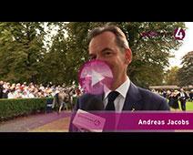 Andreas Jacobs steht fest zu Baden-Baden und der Rennbahn Iffezheim