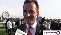 """Sanierung auf der Rennbahn Iffezheim – Andras Jacobs: """"Pferdewohl steht für uns im Vordergrund"""""""