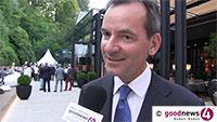 """Andreas Jacobs lässt keinen Zweifel - """"Die Rennen in Iffezheim sind eigentlich Rennen in Baden-Baden"""" - Zum Rennen heute: """"Das Wetter ist heiß und viele Pferde reagieren darauf schwierig"""" - """"Hoffe, ich werde gewinnen"""""""