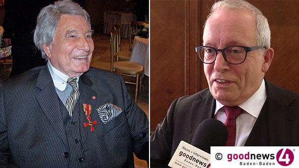 Andreas Mölich-Zebhauser erhält Bundesverdienstkreuz – Nach Ermano Sens-Grosholz zweiter Festspielhauspionier mit hoher Auszeichnung