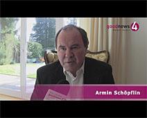 Armin Schöpflin erteilt Patrick Meinhardt eine Absage