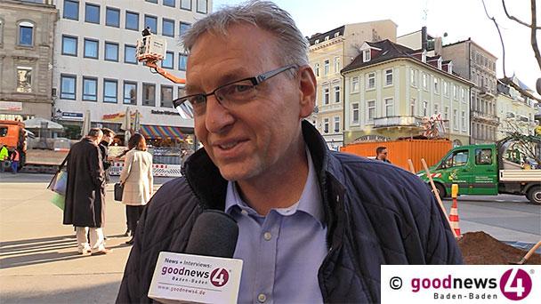 """Bürgermeister Uhlig kündigt Fest auf dem Leopoldsplatz an - Zur Baufirma Weiss: """"Innerhalb des Rathauses überhaupt keine unterschiedlichen Auffassungen"""""""