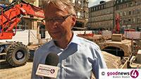 Baden-Badener Verkehr nach Bahn-Desaster am Limit - Alexander Uhlig schon wieder von Leo-Baustelle geplagt - Sommerpause wird für Sondersitzung unterbrochen