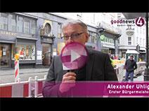 Neue Polleranlage in der Lichtentaler Straße   Alexander Uhlig