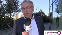 """HEUTE GENAU VOR EINEM JAHR: Baden-Baden droht Dauerstau – Bürgermeister Uhlig: """"Schwierigkeiten wird es auf jeden Fall geben"""" – Schon ab Montag vier Wochen lang Bauarbeiten am Europakreisel"""