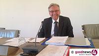Baubürgermeister Alexander Uhlig heute Abend mit Antworten zur Leo-Affäre - Wurde der Gemeinderat bei Millionenauftrag übergangen?