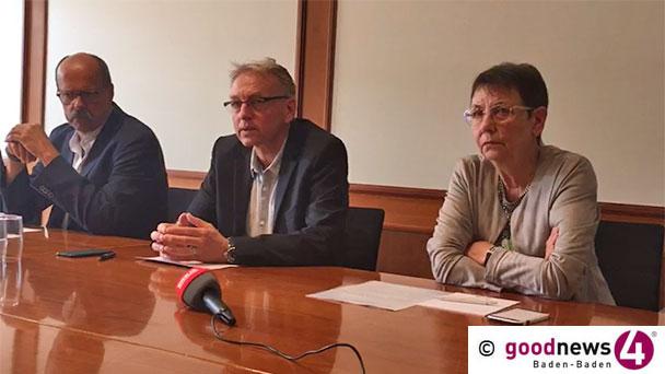 Zum schweren Unfall der Baden-Badener Oberbürgermeisterin – Pressekonferenz im goodnews4-VIDEO – Bürgermeister Uhlig mit Margret Mergen in Kontakt
