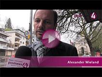 Ein Hauch von Columbus Circle in Baden-Baden | Alexander Wieland
