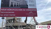 """Hauenebersteiner """"Achteck"""" ist nun Geschichte – Neueröffnung im Frühjahr 2020 geplant"""