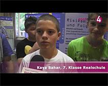 Baden-Badener Schüler bei Mitmach-Parcours zu Tabak und Alkohol