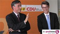 Drei Berlin-Regeln von David McAllister für CDU-Kandidat Whittaker - Zukunft des ehemaligen Ministerpräsidenten liegt in Straßburg