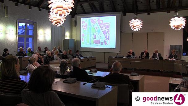 """OB Gerstner beruhigt in Sachen Augustaplatz: """"Der neue Gemeinderat wird entscheiden"""" - goodnews4-VIDEO-Umfrage: """"Bitte keine weiteren Gebäude"""" - """"Nur ein quadratisch, praktisches Gebilde passt nicht zur Stadt"""""""