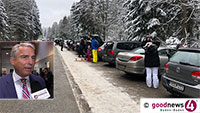 """4.239 Corona-Verstöße am Wochenende – Minister Strobl zu """"brandgefährlichem"""" Verstoß in Shisha-Bar – """"Schwerpunkt in schneereichen Gebieten des Schwarzwaldes"""""""