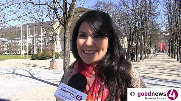 """Über Baden-Baden nach Hollywood - Briana Alegria: """"Von gegenüber habe ich auf das Festspielhaus gestarrt"""" - """"Kämpfen, keine Neins akzeptieren und größere Sprechrollen erhalten, das ist das Ziel"""""""
