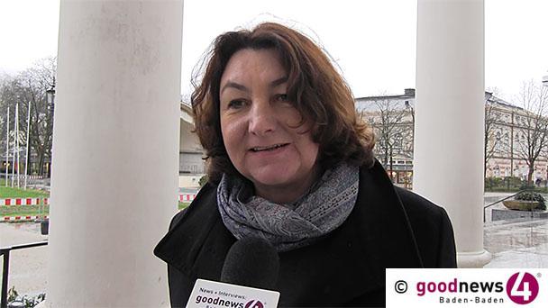 """Fraktionschefin Beate Böhlen will, dass die Baden-Badener Grünen """"lauter werden"""" - Und zur Kommunalwahl im Mai: """"Wir brauchen keine AfD"""""""