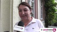 Beate Böhlen fragt OB Gerstner wann die Thermalquellen wieder sprudeln – Carasana-Chef Jürgen Kannewischer gibt bei goodnews4 die Antwort