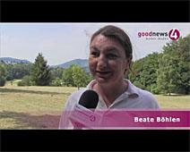 goodnews4-Sommergespräch mit Beate Böhlen