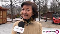 """Christkindel bringt drei Millionen Euro nach Baden-Baden - OB Gerstners letzte Liaison mit dem Christkind am 25. November - """"Schnitzer aus Tirol und vier Hütten mit Krippenausstellung"""""""
