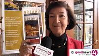 """Brigitte Goertz-Meissner: """"Zugriffe auf unsere Internetseiten wachsen und wachsen"""" - Gedruckte Version von Baden-Baden Aktuell in neuem Design"""
