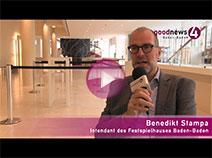 Festspielhaus Baden-Baden mit John Neumeier und vielen Corona-Regeln | Benedikt Stampa