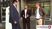 """Verfahren gegen ehemaligen Vorsitzenden der jüdischen Gemeinde Baden-Baden eingestellt - Rechtsanwalt Bräuer beklagt """"Vorverurteilung"""" durch die Medien"""