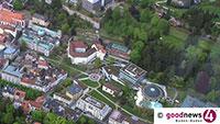 Peinliche Panne für Baden-Baden – Heilbad-Prädikat nicht auf Ortsschild Baden-Baden – 38 Städte erhielten Verleihungsurkunden