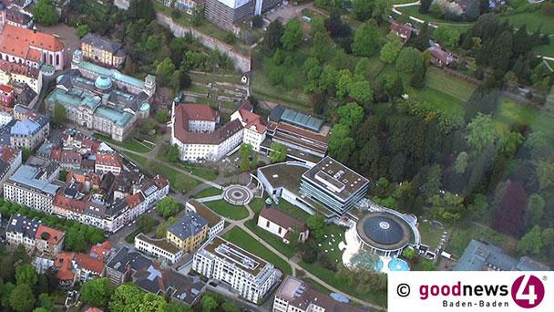 Kur und Wellness mit Geschichte – Das Kurparadies Baden-Baden – Tummelfeld für alle, die Alltagsstress ablegen möchten