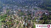 Baden-Baden vor Millioneneinbußen bei Steuern – Minus 6,5 Prozent bei produzierendem Gewerbe – Schlechteste Wachstumszahlen in Baden-Württemberg