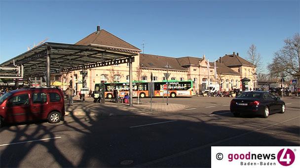 Vom Bahnhof Baden-Baden direkt ins Gefängnis – Angriff auf Vollstreckungsbeamten